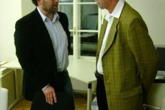 Oliver Matuschek und Knut Beck