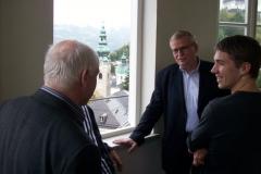 Rainer Joachim Siegel, Hildemar Holl und Johannes Stocker