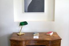 Stefan Zweigs Schreibtisch