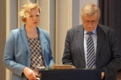 Susanne Buchinger und Hildemar Holl