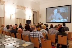 Samstag, 5. September: Vortrag von Stephan Matthias über die Bibliothek Stefan Zweigs