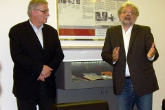 Hildemar Holl und Klemens Renoldner