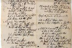 Friedrich Schiller, Autograph