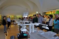 Autographenbesichtigung im Literaturarchiv Salzburg, Vortrag von Lina Maria Zangerl