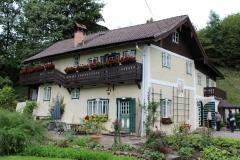 Wiesmühl, ehemaliges Wohnhaus Carl Zuckmayers