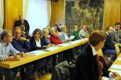 Generalversammlung im Hotel Stein