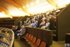 Im Plenarsaal des Europarates